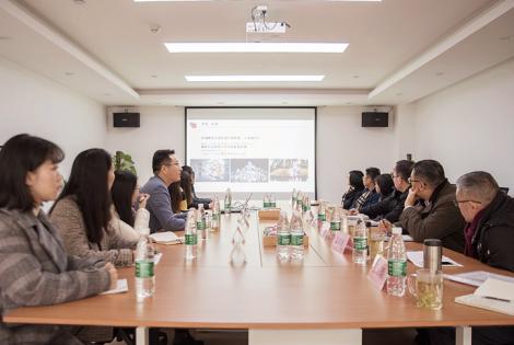 杭州市委常委、宣传部长戚哮虎一行走访趣阅科技